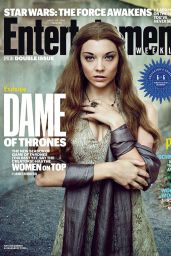 Natalie Dormer – Entertainment Weekly Photoshoot for 'Game of Thrones' Season 6 – April 2016