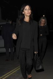 Natalie Imbruglia - Chiltern Firehouse in London, UK 3/12/2016