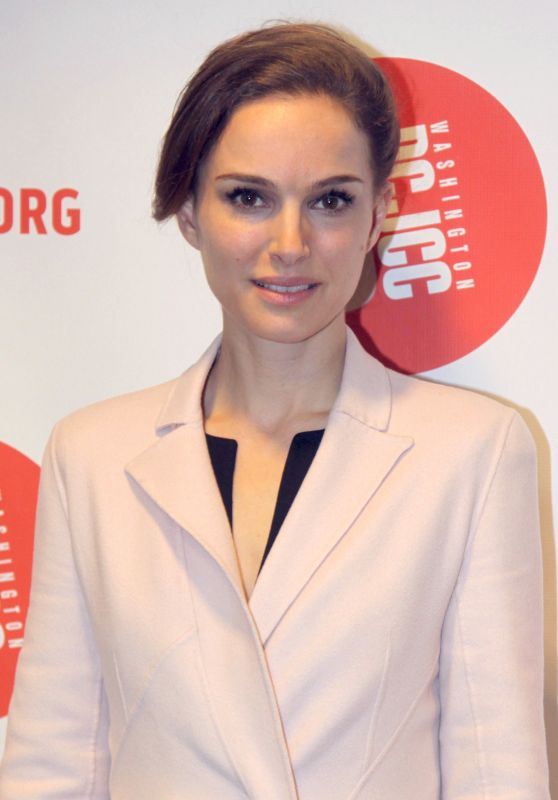 Natalie Portman A Tale Of Love And Darkness Screening