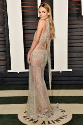 Natasha Poly – 2016 Vanity Fair Oscar Party in Beverly Hills, CA