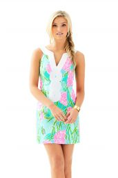 Niamh Adkins - Lilly Pulitzer Collection 2016