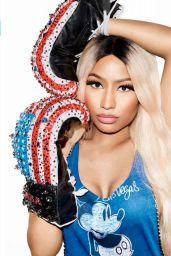Nicki Minaj - NYLON Magazine April 2016 Issue