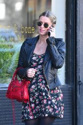 Nicky Hilton - Out in Soho in New York 3/7/2016
