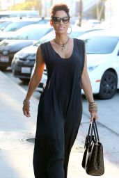 Nicole Murphy - Out in West Hollywood, March 2016