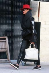 Nicole Scherzinger Style - Out in Los Angeles 3/7/2016