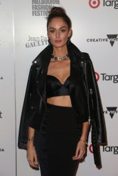 Nicole Trunfio - Jean Paul Gaultier x Target Launch in Melbourne 3/9/2016