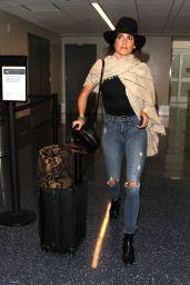 Nikki Reed - Los Angeles International Airport 3/17/2016