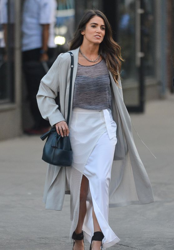 Nikki Reed Style - On the Streets of New York City, NY 3/23/2016