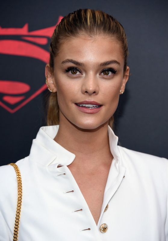 Nina Agdal – 'Batman V Superman: Dawn Of Justice' Premiere in NYC 3/20/2016