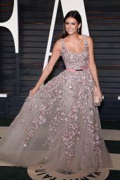 Nina Dobrev – 2016 Vanity Fair Oscar Party in Beverly Hills, CA
