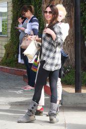 Oksana Grigorieva - Out in Studio City 3/22/2016