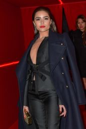 Olivia Culpo – L'Oreal Red Obsession Party – Paris Fashion Week 3/8/2016