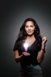 Olivia Munn - Photoshoot for CNET Magazine March 2016