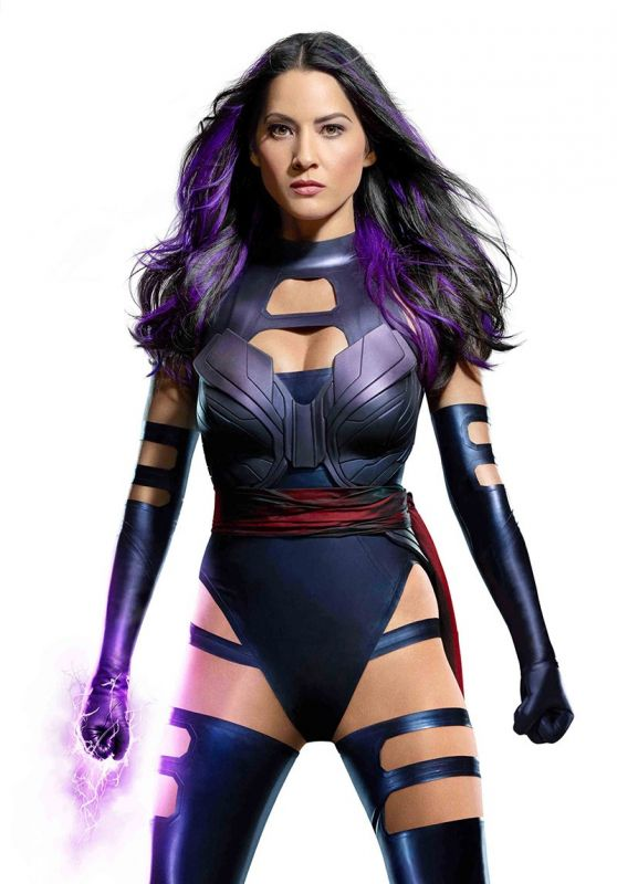 Olivia Munn - X-Men: Apocalypse Posters, Promos & Stills (+1)