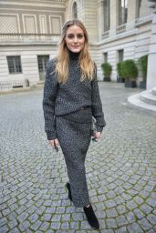 Olivia Palermo at Roland Mouret RTW Fall/Winter 2016-2017 in Paris
