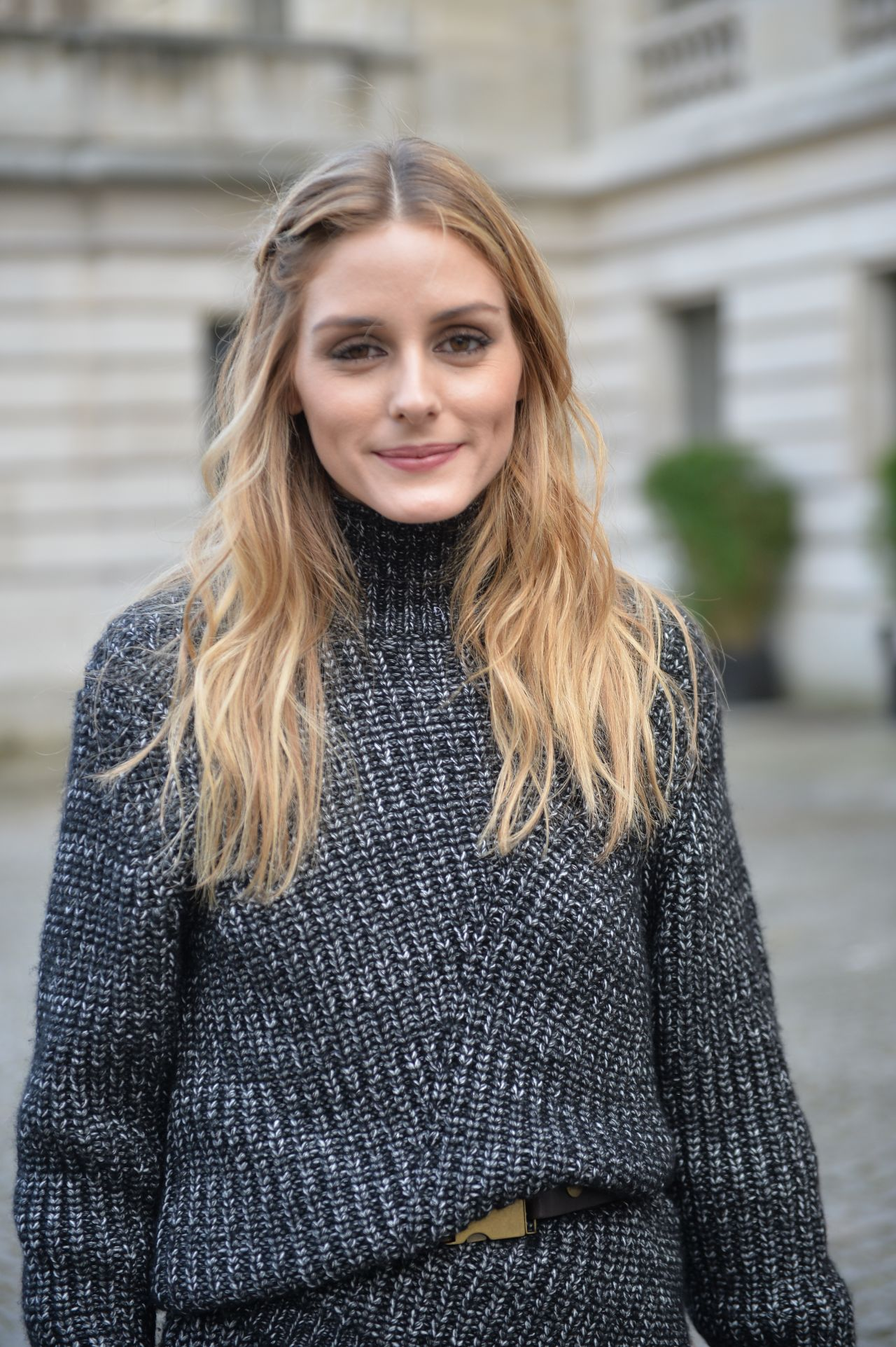 Olivia Palermo At Roland Mouret Rtw Fall Winter 2016 2017