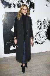 Olivia Palermo – Paul & Joe Fashion Show in Paris – Autumn Winter 2016
