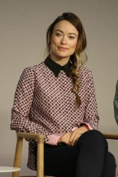 Olivia Wilde - Meet The Filmmaker: Vinyl at Apple Store Soho in NYC, March 2016