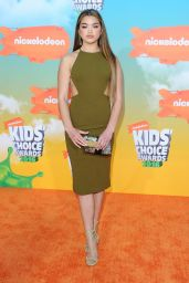 Paris Berelc – 2016 Kids' Choice Awards in Inglewood, CA