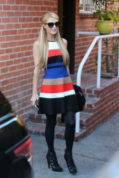 Paris Hilton Style  - Shops in Beverly Hills 3/16/2016