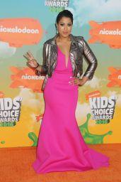 Patricia Kazadi – 2016 Nickelodeon Kids' Choice Awards in Inglewood, CA