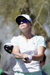 Paula Creamer - LPGA JTBC Founders Cup in Phoenix 3/17/2016