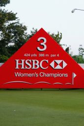 Paula Creamer - Pro-Am Event Prior to the HSBC Women