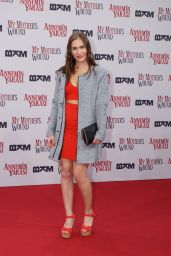 Paulina Klein – 'My Mothers Wound' German Premiere in Berlin