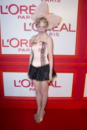 Petite Meller – L'Oreal Red Obsession Party - Paris Fashion Week 3/8/2016