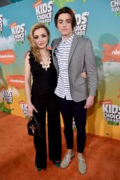 Peyton List – 2016 Kids' Choice Awards in Inglewood, CA