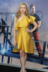 Peyton R. List – 'The Divergent Series – Allegiant' Premiere in New York City 3/14/2016