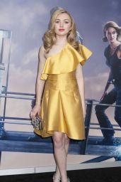 Peyton R. List – 'The Divergent Series – Allegiant' Premiere in New York City 3/14/2016