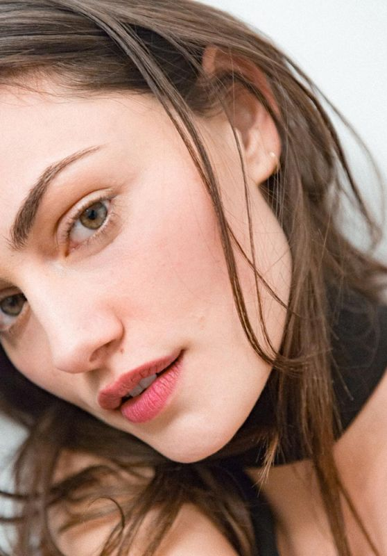 Phoebe Tonkin - Photo Shoot for Glossier March 2016