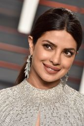 Priyanka Chopra – 2016 Vanity Fair Oscar Party in Beverly Hills, CA