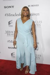 Queen Latifah - Miracles From Heaven Premiere in Los Angeles