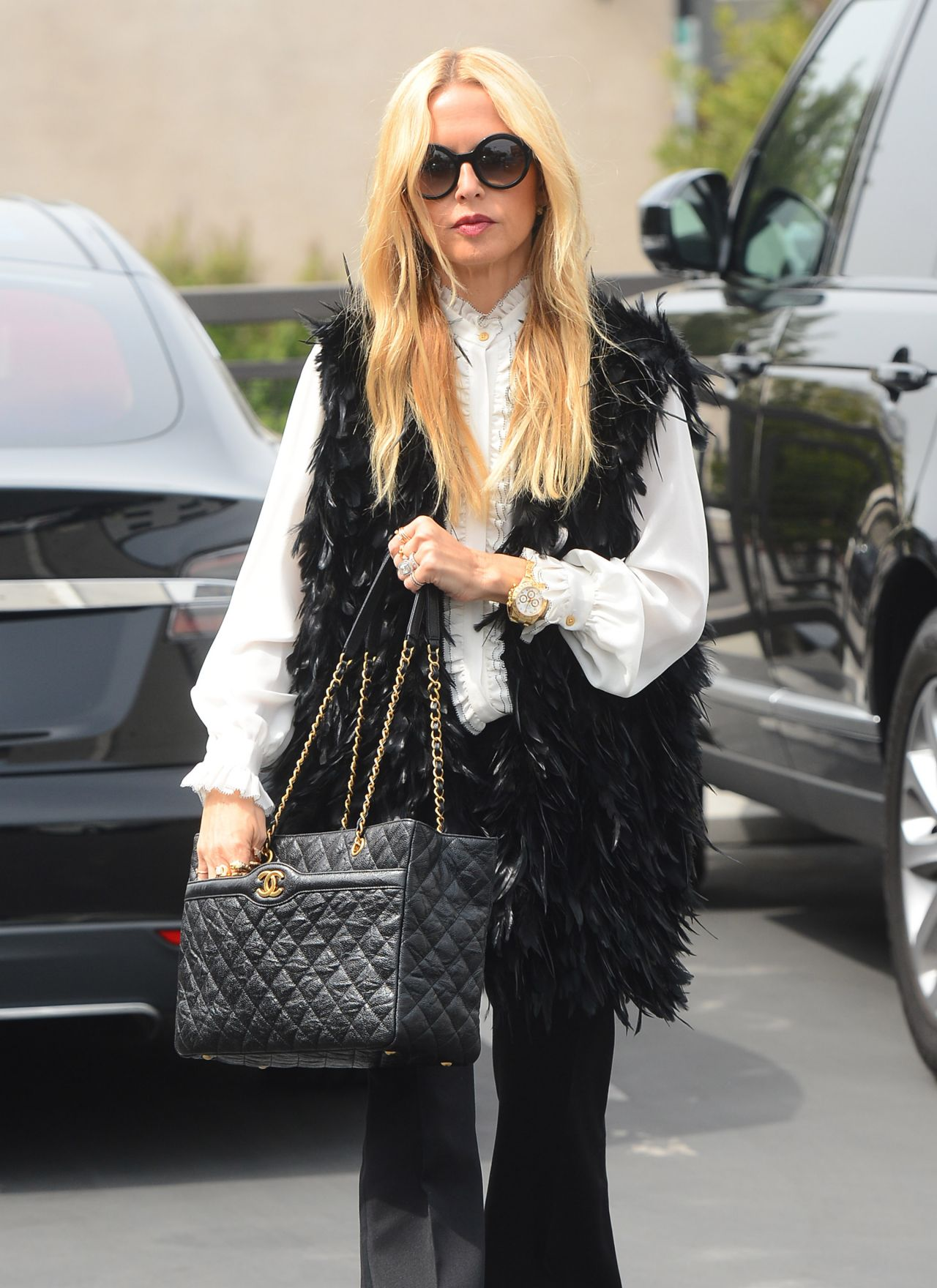 rachel zoe latest photos