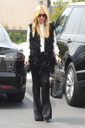 Rachel Zoe - Leaving Her Office in Los Angeles, CA 3/21/2016