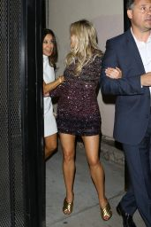 Reese Witherspoon at her 40th Birthday Party at the Warwick Nightclub in Los Angeles