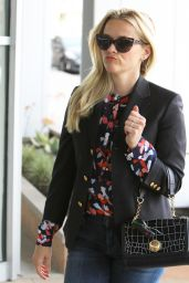 Reese Witherspoon - Heads Into a Medical Building in Santa Monica 3/9/2016