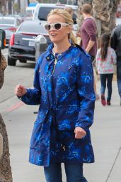 Reese Witherspoon - Out and About in Santa Monica, CA 3/5/2016