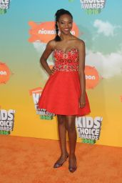 Reiya Downs – 2016 Nickelodeon Kids' Choice Awards in Inglewood, CA