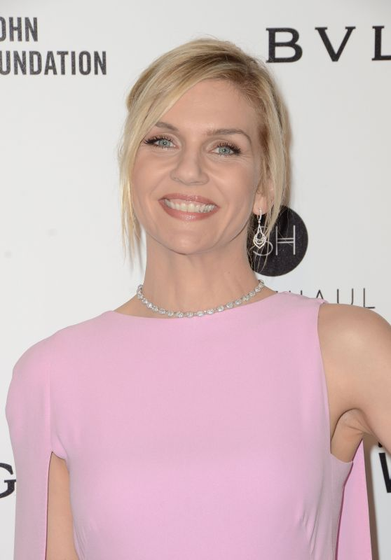 Rhea Seehorn – 2016 Elton John Academy Awards Viewing Party