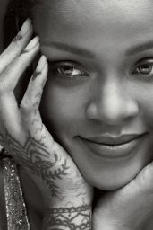 Rihanna - Vogue Magazine April 2016 Cover and Photos