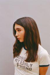 Rowan Blanchard - Photo Shoot for Flaunt Magazine March 2016