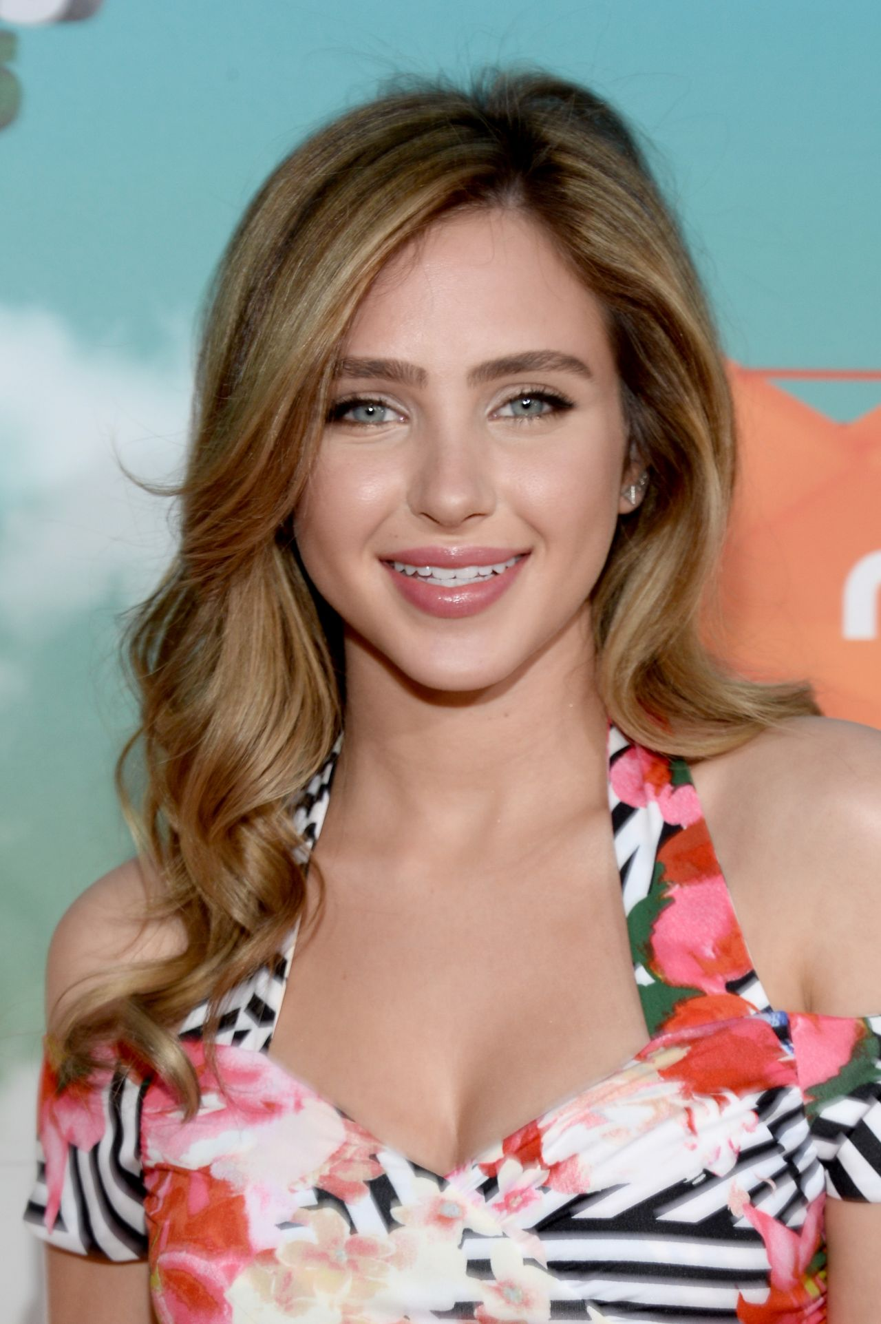 Ryan Newman 2016 Kids Choice Awards In Inglewood Ca