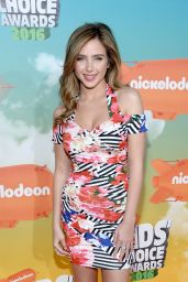 Ryan Newman – 2016 Kids' Choice Awards in Inglewood, CA
