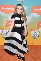 Sabrina Carpenter – 2016 Kids' Choice Awards in Inglewood, CA