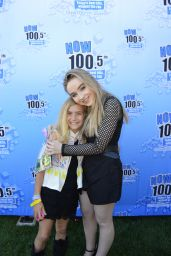 Sabrina Carpenter - Now100.FM Meet and Greet in Sacramento, March 2016