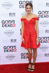 Sadie Robertson – Pure Flix Entertainment's 'God's Not Dead 2' Premiere at DGA in Los Angeles