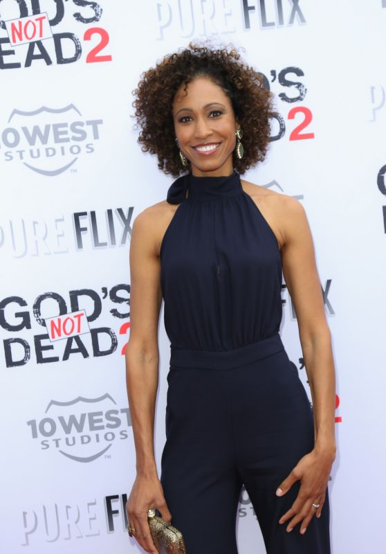 Sage Steele - Pure Flix Entertainment